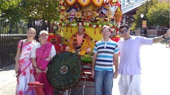 First Texarkana Rathayatra Will Take Place In Two States Simultaneously
