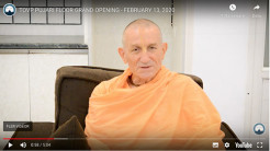 The Most Auspicious Grand Opening of the TOVP Pujari Floor – February 13, 2020