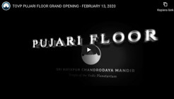 TOVP Pujari Floor Grand Opening, February 13 – A Landmark and Historic Event