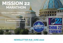 NEWSLETTER #18, JUNE 2020
