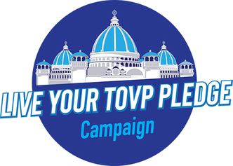 Live Your TOVP Pledge Campaign Launch