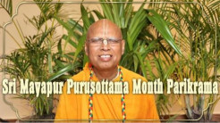 Sri Mayapur Purusottama Month Parikrama (5 min. video)