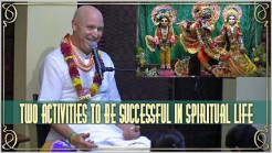 Two activities to be successful in spiritual life (video)