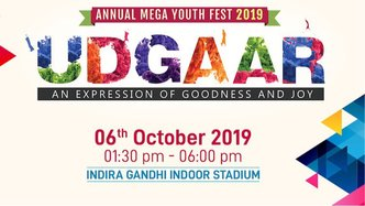 UDGAAR 2019 in Delhi to Create World Record for Largest Drug Awareness Lesson