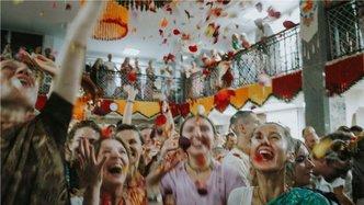 Julan Yatra Festival in Kiev, Ukraine Draws Over 1,000 Devotees