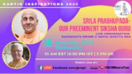 Inside Insights – Inspirations from Srimati Radharani-Bhakti Purushottam Swami