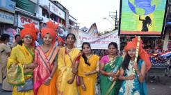 Second Annual Vaishnavi Padayatra Addresses Violence to Women