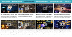 TOVP Vedic Cosmology Videos Section Launch
