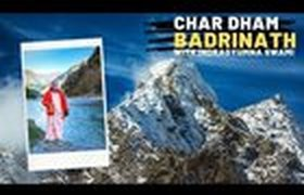 VIDEO: Char Dham Parikrama with Indradyumna Swami - Badrinath
