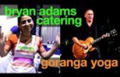 VIDEO: Istanbul Govinda Caters for Legendary Rock Star Bryan Adams' Concert Crew