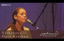 VIDEO: Vrikshavalli Hare Krishna — Jahnavi Harrison — LIVE at The Shaw Theatre, London