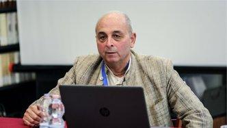 Parabhakti Das Discusses Authentic Yoga at European Academy of Religion