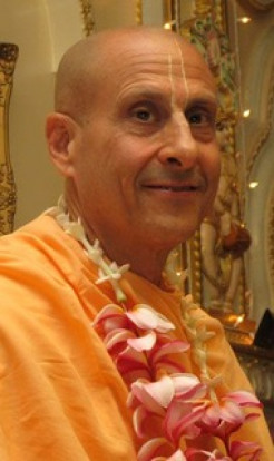 Approaching The New Year By Making New Resolutions To Come Closer To Krishna